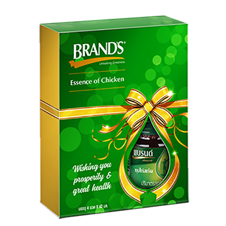 BRAND'S Essence of Chicken – 12s x 68ml