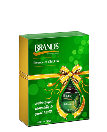 BRAND'S Essence of Chicken – Bottle 68ml