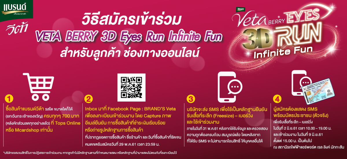 Veta Berry 3D Eyes Run Infinite Fun